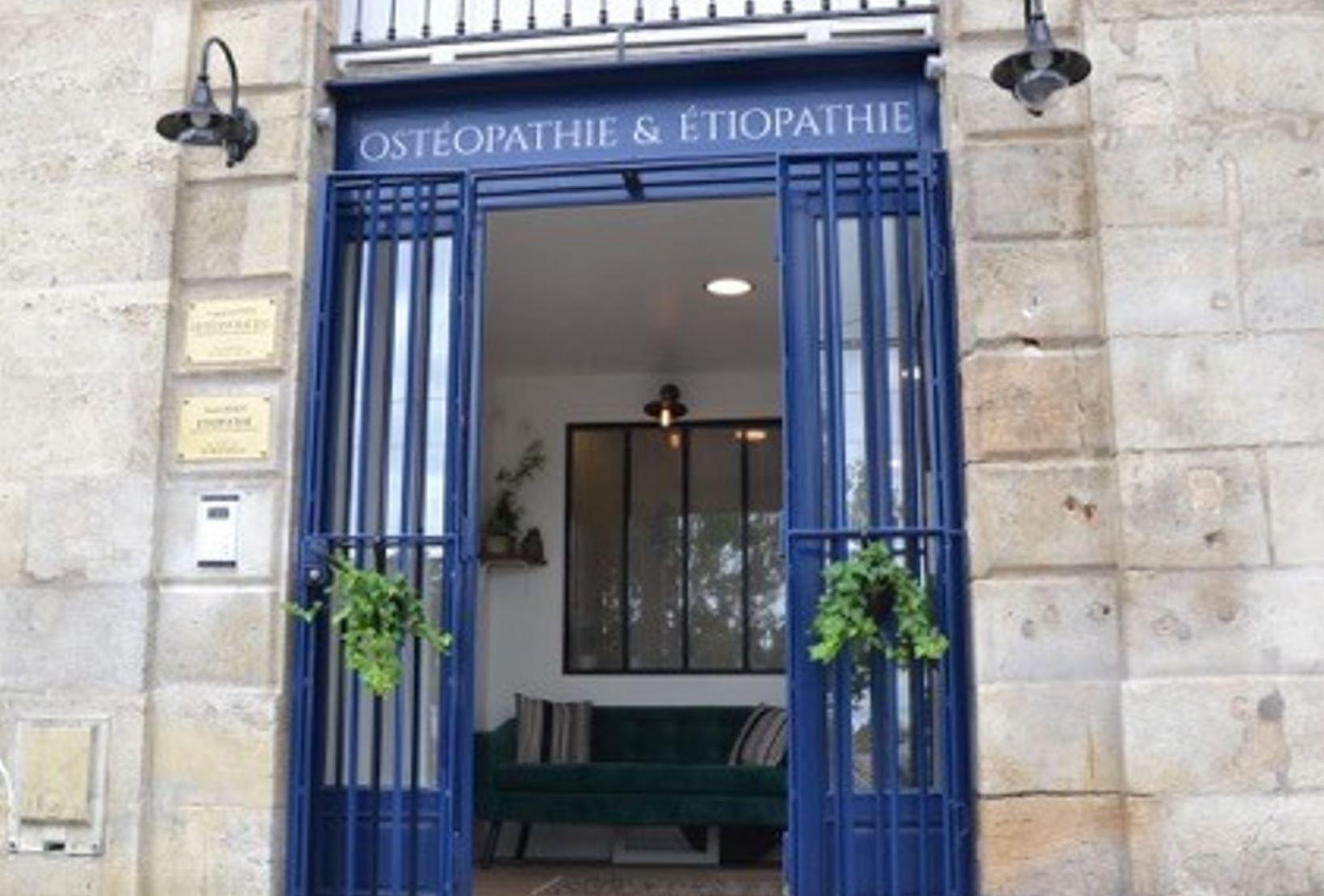 osteopathe bordeaux cabinet